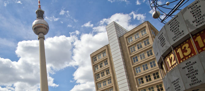 Stadtführung in Berlin - KatastrophenTour - über den Aufstieg und Zerfall einer Stadt