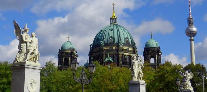 Klassischer Stadtrundgang - durch den Ostteil Berlins